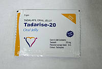 Сиалис (Тадалафил) Tadarise Oral Jelly 20 mg (Желе) дженерик Индия