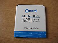 Батарея NB-42 для Nomi i401 Colt, оригинал