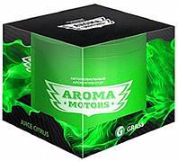 Ароматизатор гелевый «Aroma Motors» JUICE CITRUS НОВИНКА Grass