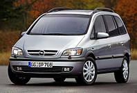 Лобовое стекло Opel ZAFIRA MPV,Опель Зафира 1998-2005 AGC