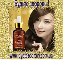 "New! Лечебная эссенция, активатор и восстановление роста волос ""Snazii"" (30 мл)."