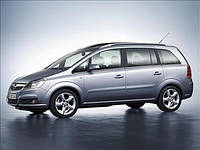 Лобовое стекло Opel ZAFIRA 2005 ,Опель Зафира -  AGC