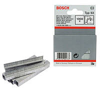 Скрепки Bosch 1000шт 14ММ ТИП 53, 1609200368