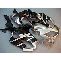 Пластик для мотоцикла Honda CBR600 f4i 01-03 Silver/Black