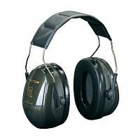 Навушники (ЗМ) H520A-407-GQ Оптим-2, вертик.