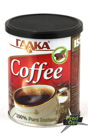 Кава розчинна Галка 100 г, фото 2