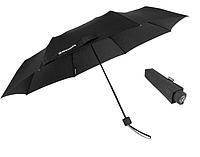 Зонтик карманный 310 г.телескопический черный WENGER W1103