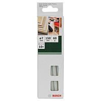 Стержень клеевой Bosch белый 7 мм 10 шт