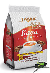 Кава розчинна Галка, пакет 100 г