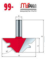 Фрезы для углового сращивания 99-03512