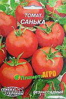 """Семена томата Санька, ультраранний 3 г, """"Семена Украины"""", Украина"""
