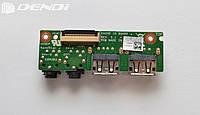 USB AUX плата для ноутбука Asus K53S