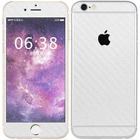 Карбоновая пленка для iPhone 6 6S