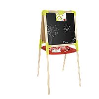 Двухсторонний деревянный мольберт Smoby (28015)