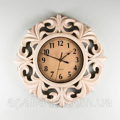 Часы настенные cream, 41см