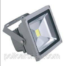 Прожектор светодиодный LED 20W 6500K 1LED LMP20