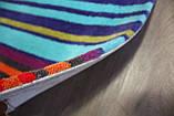 Великий сучасний килим мультиколор 2.5*3.5, фото 4