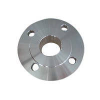 Фланец плоский н/ж сталь *S304 РУ10 ДУ 50