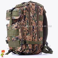 Тактический рюкзак 25 L Digital Jungle