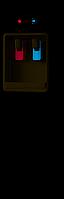 Напольный кулер для воды HotFrost v1133