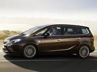 Лобовое стекло Opel ZAFIRA 2011,Опель Зафира - AGC