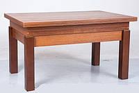 Флай журнальный столик-трансформер 902-1204х602-902х520-750 мм орех-эко, фото 1