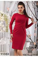 Стильное женское платье (42-46), доставка по Украине