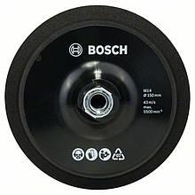Опорная тарелка M14 Velcro, диаметр 150 мм