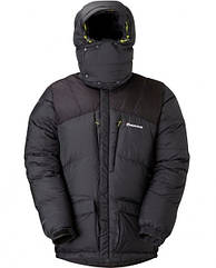 Пуховик Montane Deep Cold Down Jacket Black, XXXL