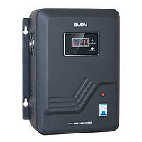 Стабилизатор напряжения SVEN AVR PRO-10000 LCD настенный