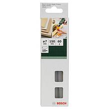 Стержень клеевой Bosch прозрачный 7 мм 10 шт