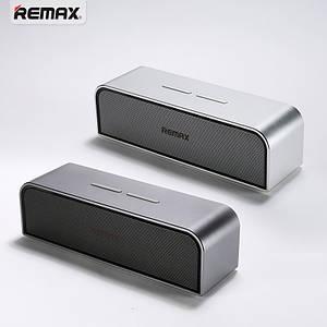 Портативная музыкальная колонка Remax RB-M8. Черный