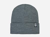 Шапка - Urbanplanet  - Classic Gray (Зимняя/Зимова шапка)