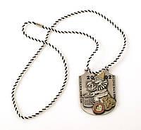 Mедальон, карнавальный ордер, Германия, 2002 год, металл, фото 1