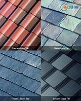 Солнечные батареи нового поколения — замена стандартных крыш.