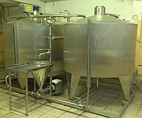 Линия производства соевого соуса марки СВВ-1,25М