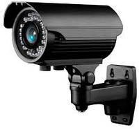 Уличная влагозащищённая цилиндрическая видеокамера Longse LIA40EAD200V