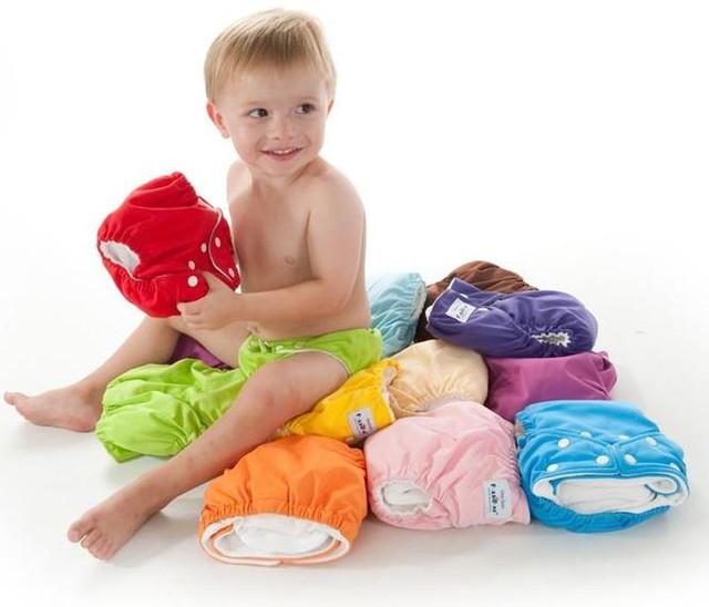 Памперсы, трусики для детей