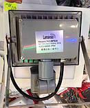Прожектор светодиодный LED 20W 6500K с датчиком, фото 2