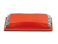 Брусок для шлифования с металлическими зажимами 85х160мм, Vorel (Toya) 07950