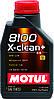 Моторное масло синтетическое Motul 8100 X-Clean+ 5W30, 1л