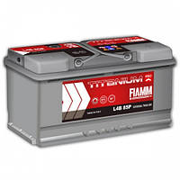 Акумулятор FIAMM TITANIUM PROFESSIONAL 6CT-85AзE 760A П (h=175)