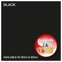 Краски для небольших видов работ SMALL JOB PAINT  черный(Black) 250мл