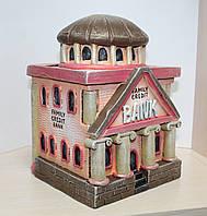"""Копилка """"Банк семьи"""" КГ6103. Ручная работа"""