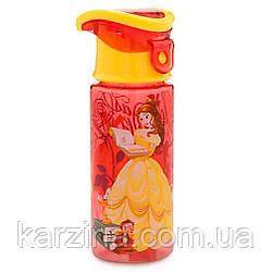 Бутылочка для воды 350 мл Белль (Красавица и Чудовище), Disney