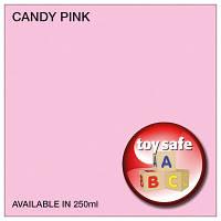 Краски для небольших видов работ SMALL JOB PAINT  розовый (Candy Pink ) 250мл