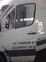 Треугольник стекло левой водительской двери Volkswagen Crafter 2006-2012