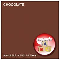 Краски для небольших видов работ SMALL JOB PAINT  шоколадный (Chocolate )250мл
