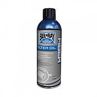 Bel-Ray Fiber Filter Oil масляный аэрозоль для пропитки воздушного фильтра мотоциклов нулевого сопротивления