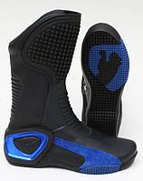 Мотоботы Puma Brutale GTX bluegraphite/olympian blue черные, 41